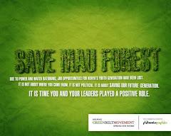 SAVE MAU FOREST