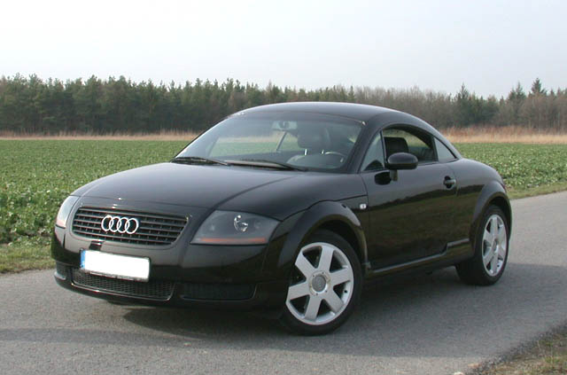 Autoart Cruiser The 1st Amp 2nd Generation Of The Audi Tt