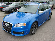 Audi RS4 Estate / wagon ( B7 )