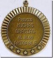 El  primer Premio a mi Blogger¡