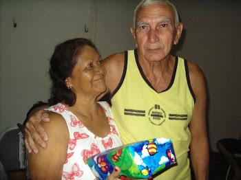 Papai e Mamãe, amo muito vocês!!