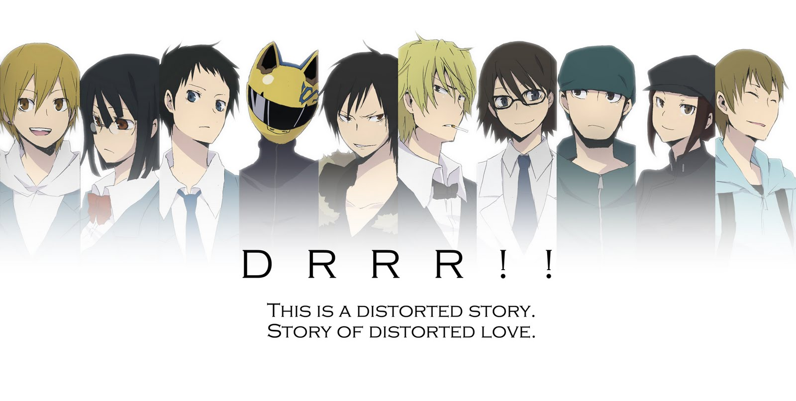 Durarara   Season 2 Anime Announced Durarara Characters