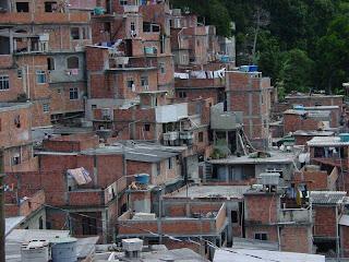 Fotos das favelas no brasil
