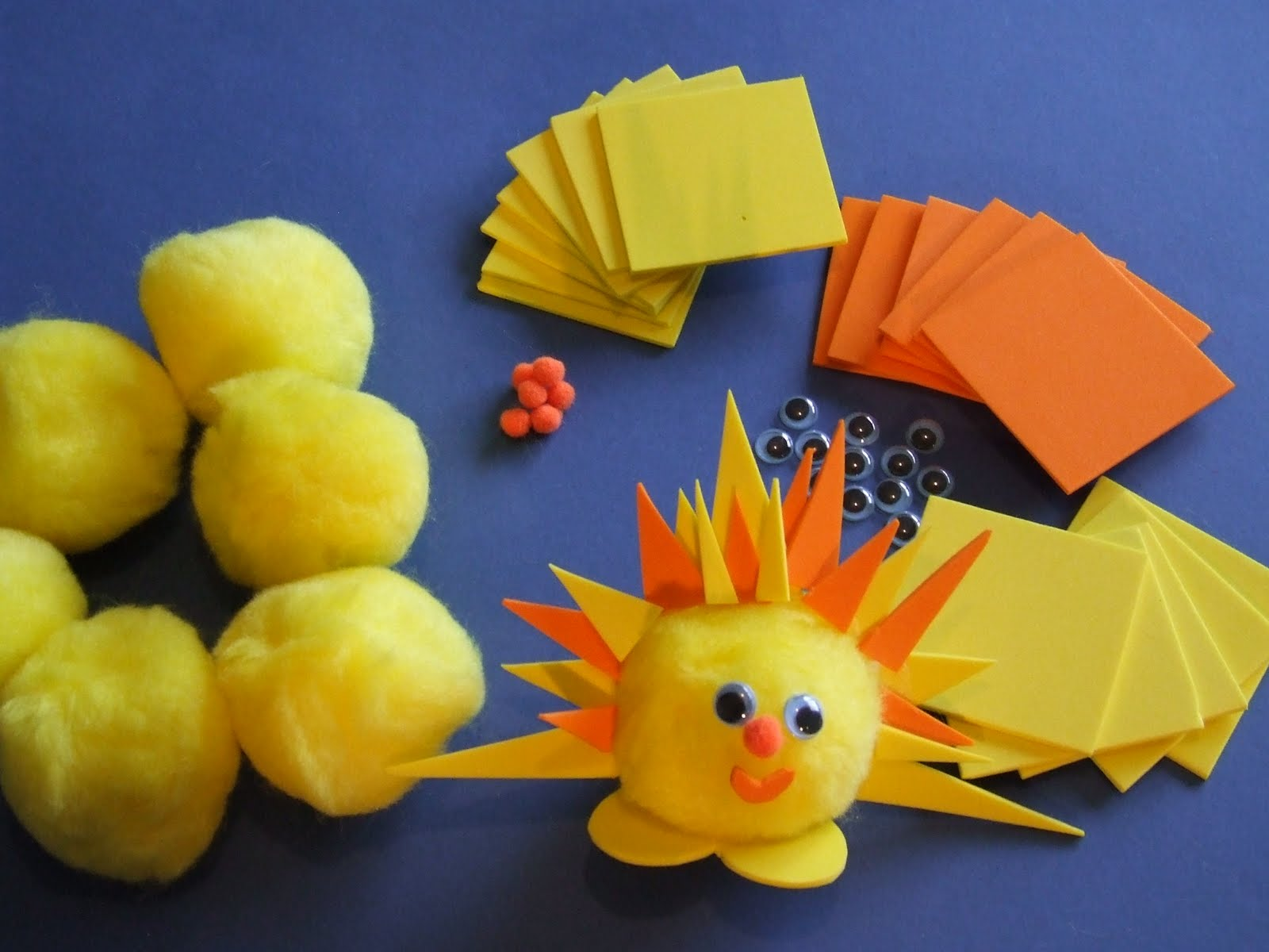 Summer Themed Craft Ideas For Kids
