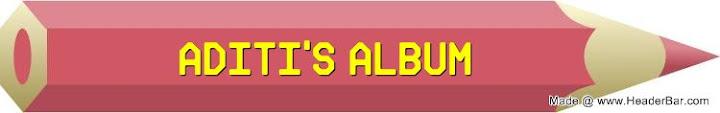 Aditi's Album