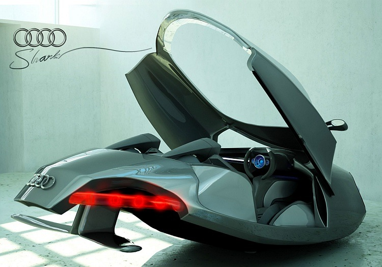 Audi Shark The Future Flying Car How To Know About