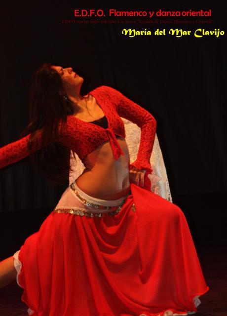 E.D.F.O. Flamenco y Danza Oriental