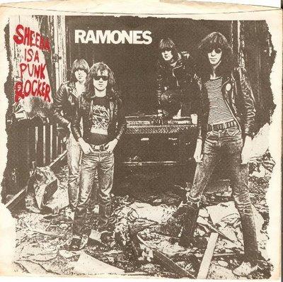 """""Sheena is a Punk Rocker"" The Ramones...para"
