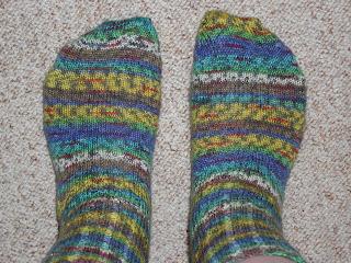 Opal Hundertwasser Socks