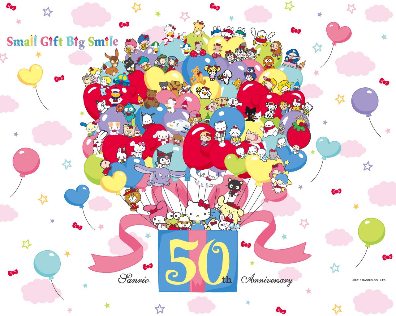 sanrio 50th anniversary - photo #3