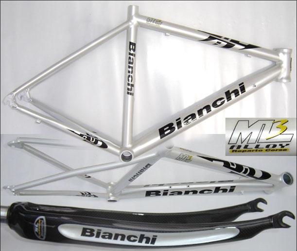 Bianchi ML branco pérola