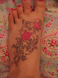 ayak dövmesi modelleri,ayak bileği dövmesi