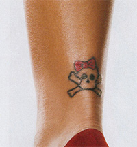 rihanna dövmeleri,ünlülerin dövmeleri