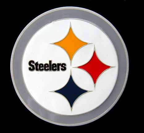 Earring with latest news, scores clock at steelers