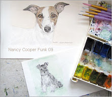 PET PORTRAIT COMMISSIONS IN INK AND WATERCOLORS (I CAN WORK FROM YOUR PHOTOS)