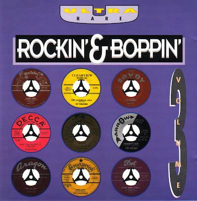"ULTRA RARE ""ROCKIN' & BOPPIN' VOL.3"""