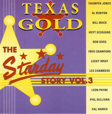 "THE STARDAY STORY ""VOLUME 3"""