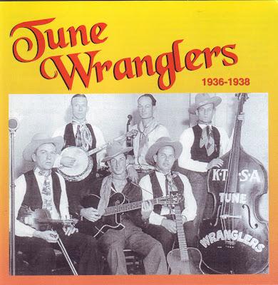 TUNE WRANGLERS 1936-1938