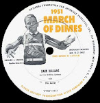 "Hank Williams ""March Of Dimes"" 1951 Transcription"