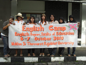 English camp 6-7 Oct 2010