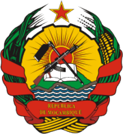 MOZAMBIQUE COAT OF ARMS
