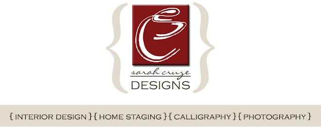 Sarah Cruze Designs