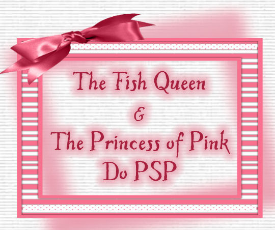 The Fish Queen and The Princess of Pink do PSP