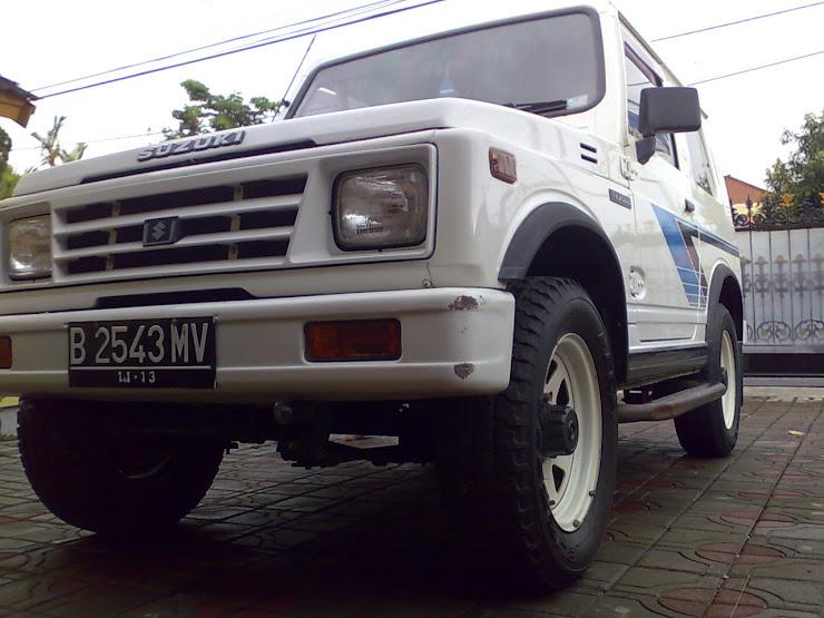 Suzuki Katana 89 ( 4 x 2)
