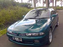 MITSUBISHI GALLANT V6 MANUAL 1994