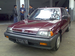 HONDA CIVIC SBH-4(WONDER)87
