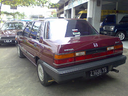 Civic Wonder 87(back view)