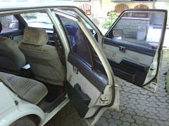 Toyota Corolla GL 84-83 (D) ABU MUDA