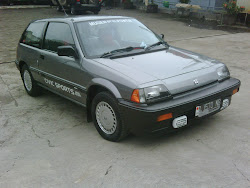 HONDA CIVIC WONDER SB-3 th 86