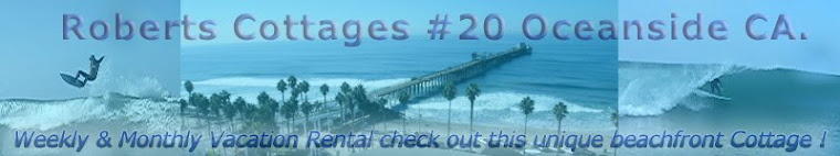 San Diego Vacation Beach Rental in Oceanside