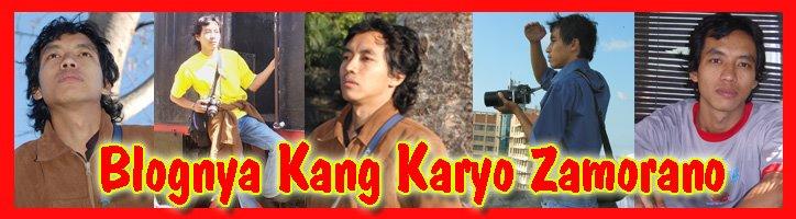 Tulisan Kang Karyo Zamorano