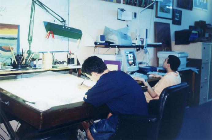 Estúdio Pinheiros - sede da rua Arthur Azevedo - Pinheiros