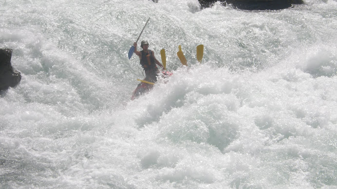 ATM: Rafting on the Yoshino Gawa in Japan!