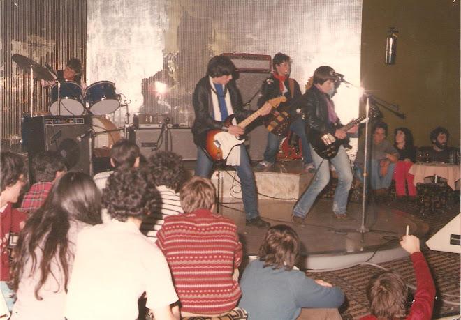 Épsilon, Sala Iguazú de Lugo (30 de diciembre de 1981):