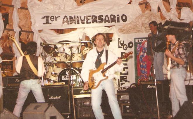 La Escalera de Jacob, Sala Iguazú (31 de marzo de 1995):