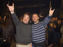 Xurxo y Fernando