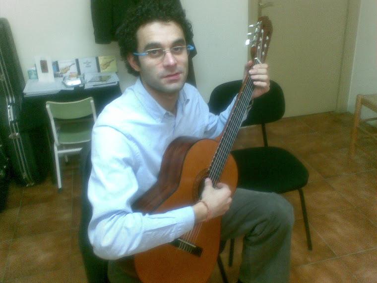 Manuel Silva García (Matrícula de: 03/01/07).