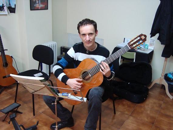 Kike García Acera (Matrícula de: 17/11/09)