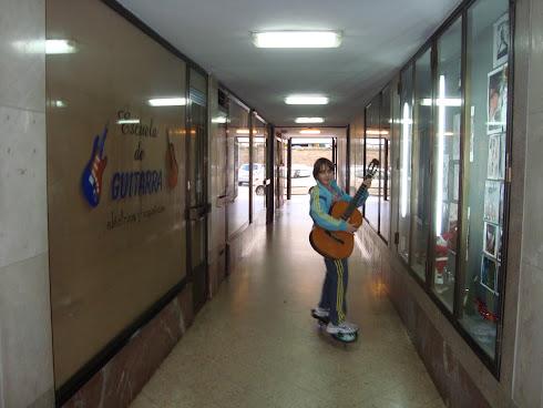 Daniel Carballo Sánchez (Matrícula de: 04/12/09)