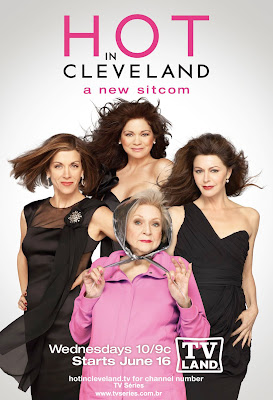 Baixar Hot in Cleveland   3 Temporada Episódio 19   S03E19 AVI + RMVB Legendado