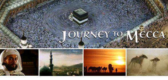 videos journey mecca
