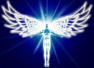 anjo humano