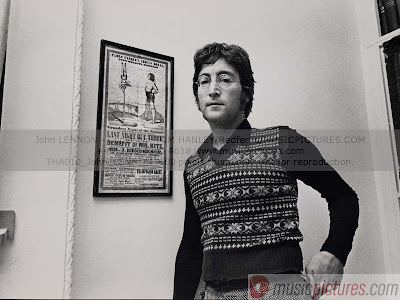 John Lennon Poster Quotes John Lennon's For The Benefit