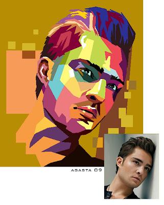 gaya yang akan kamu2 tampilkan pada media gambar berupa seni kubisme