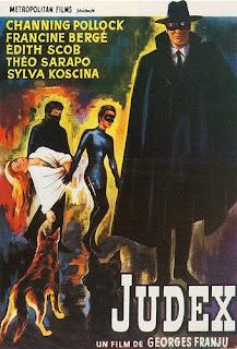 Judex - Georges Franju - Poster