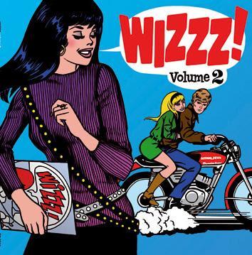 Wizzz! Vol.2 - Born Bad Records